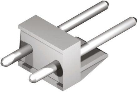 Molex , KK 508, 2599, 3 Way, 1 Row, Straight PCB Header (10)