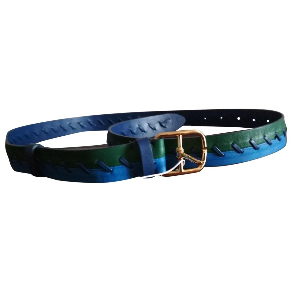 Cinturon de Cuero Diane Von Furstenberg