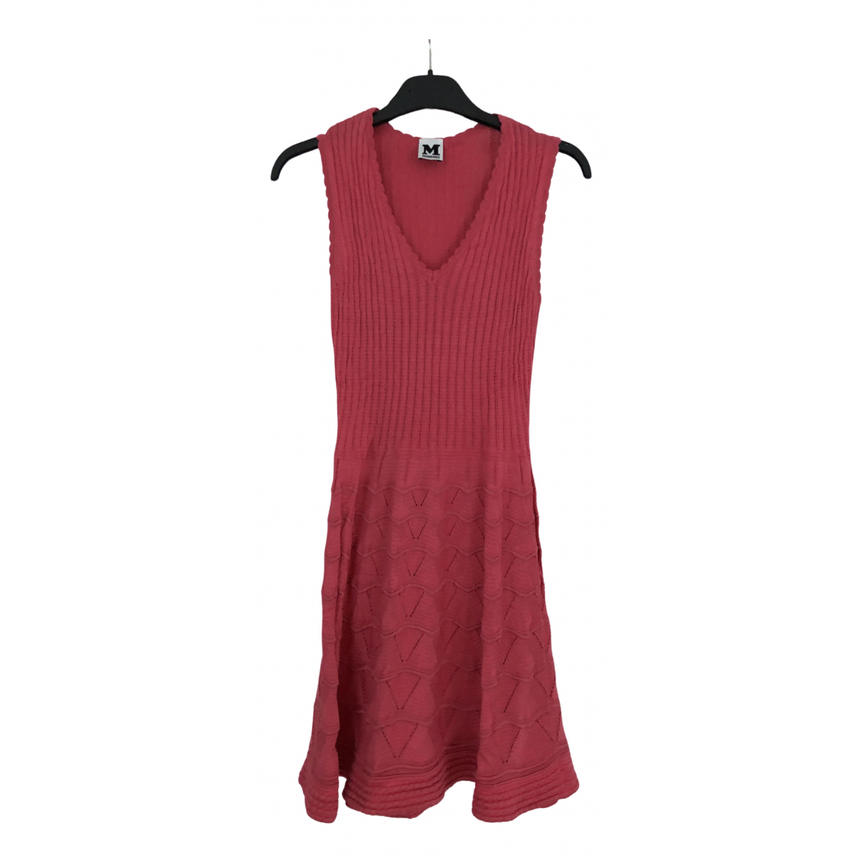 M Missoni \N Pink dress for Women 40 IT