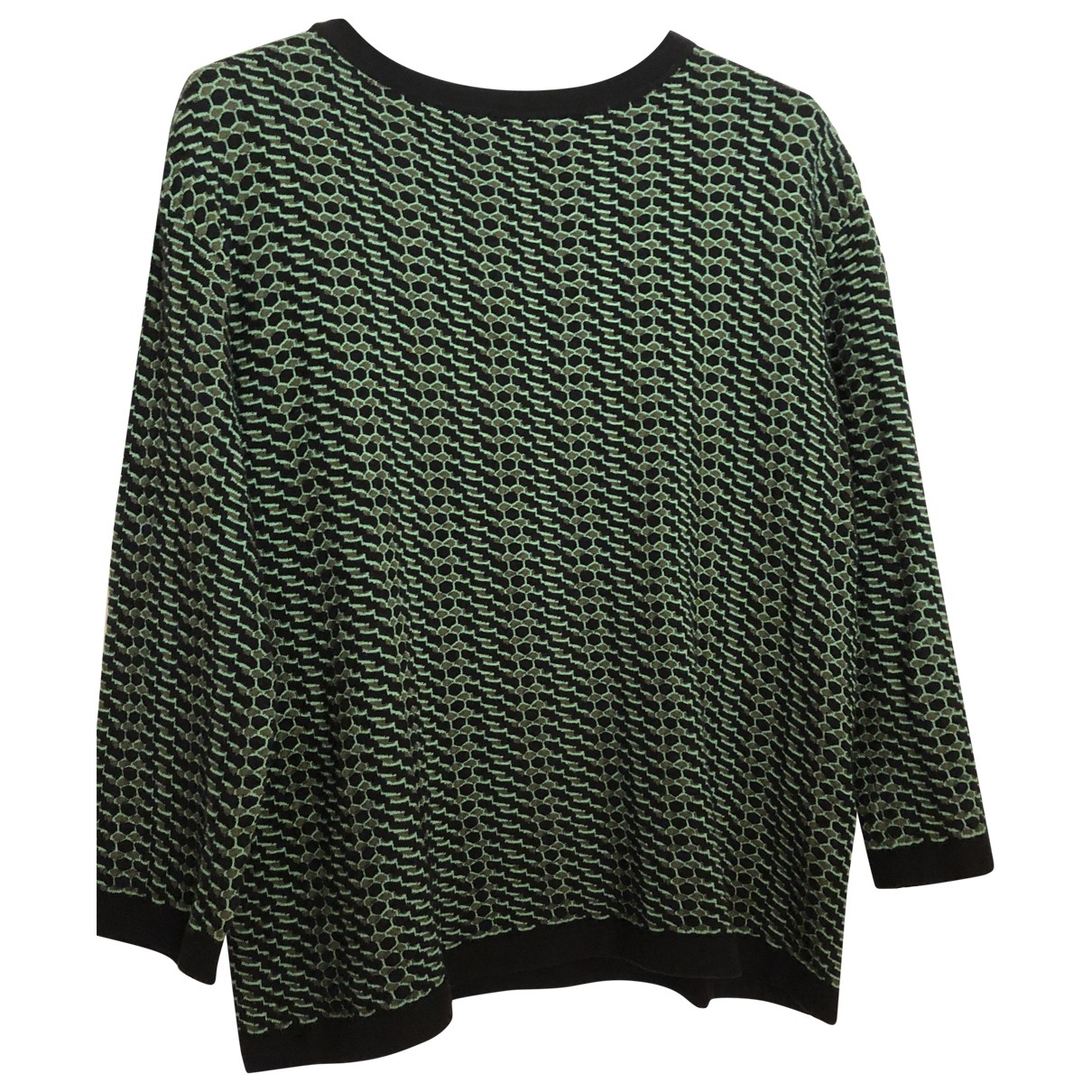 M Missoni \N Green Cotton Knitwear for Women M International