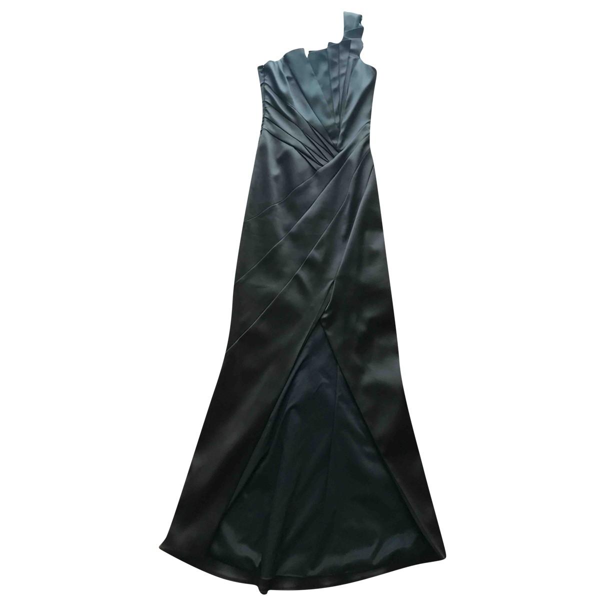 Maxi vestido de Seda Karen Millen