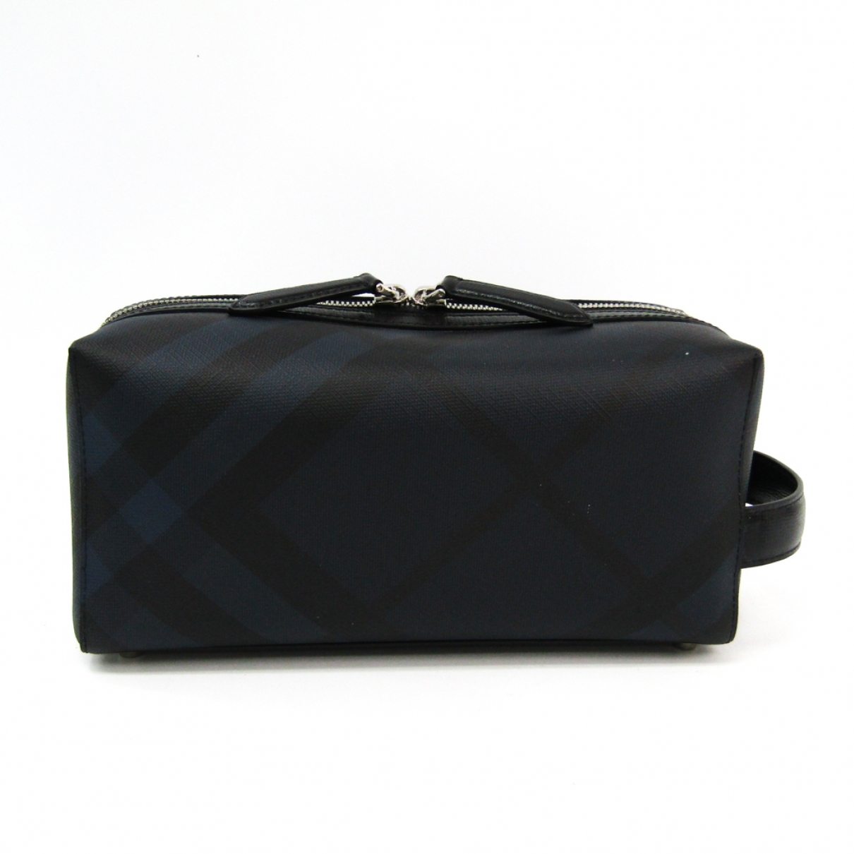 Burberry \N Navy Cloth bag for Men \N