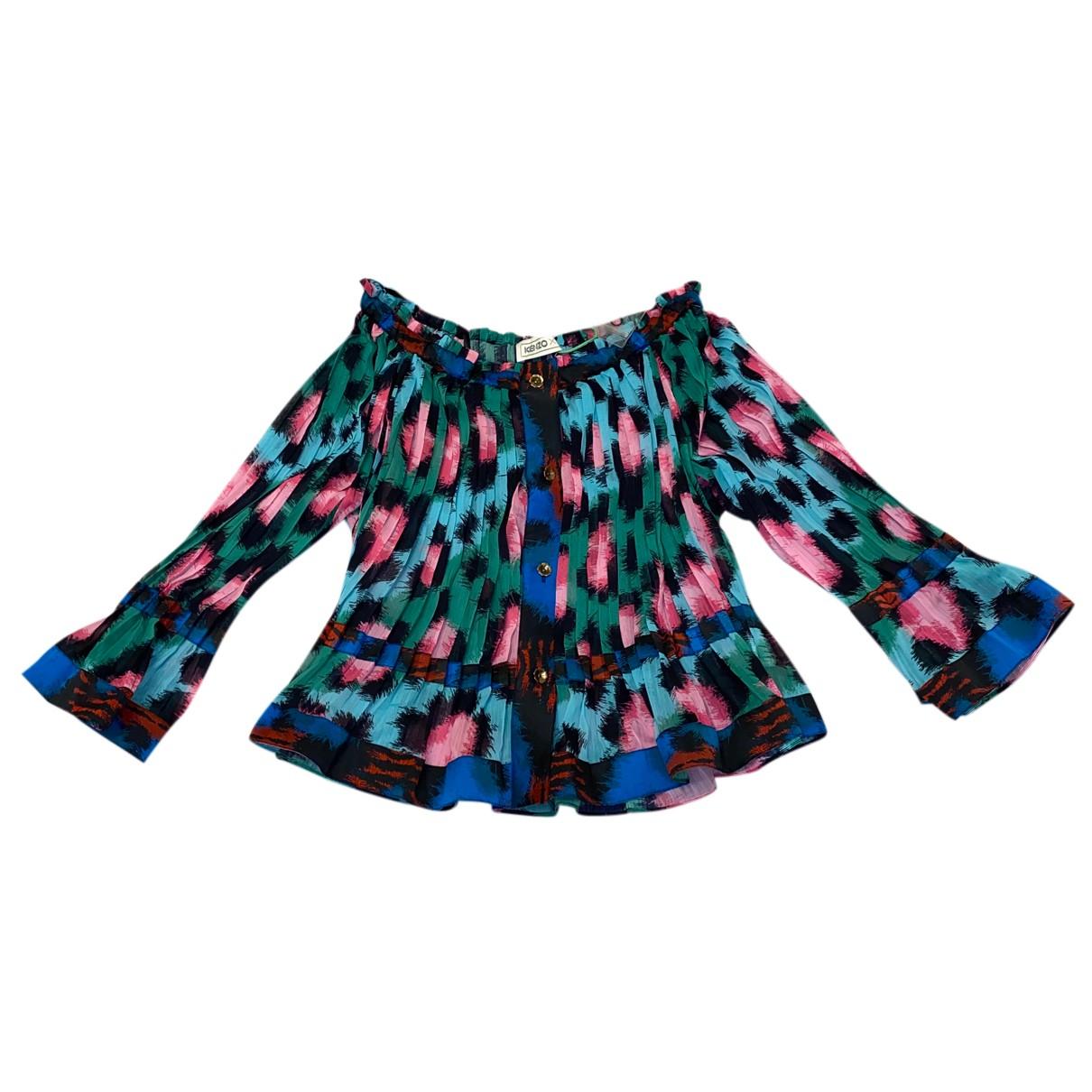 Kenzo X H&m - Top   pour femme - multicolore
