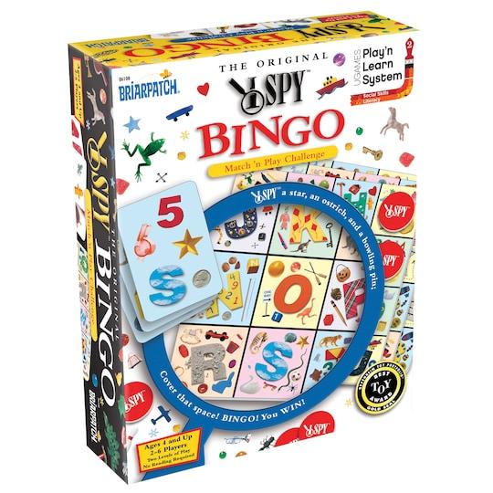 I Spy™ Bingo Game By University Games   Michaels®