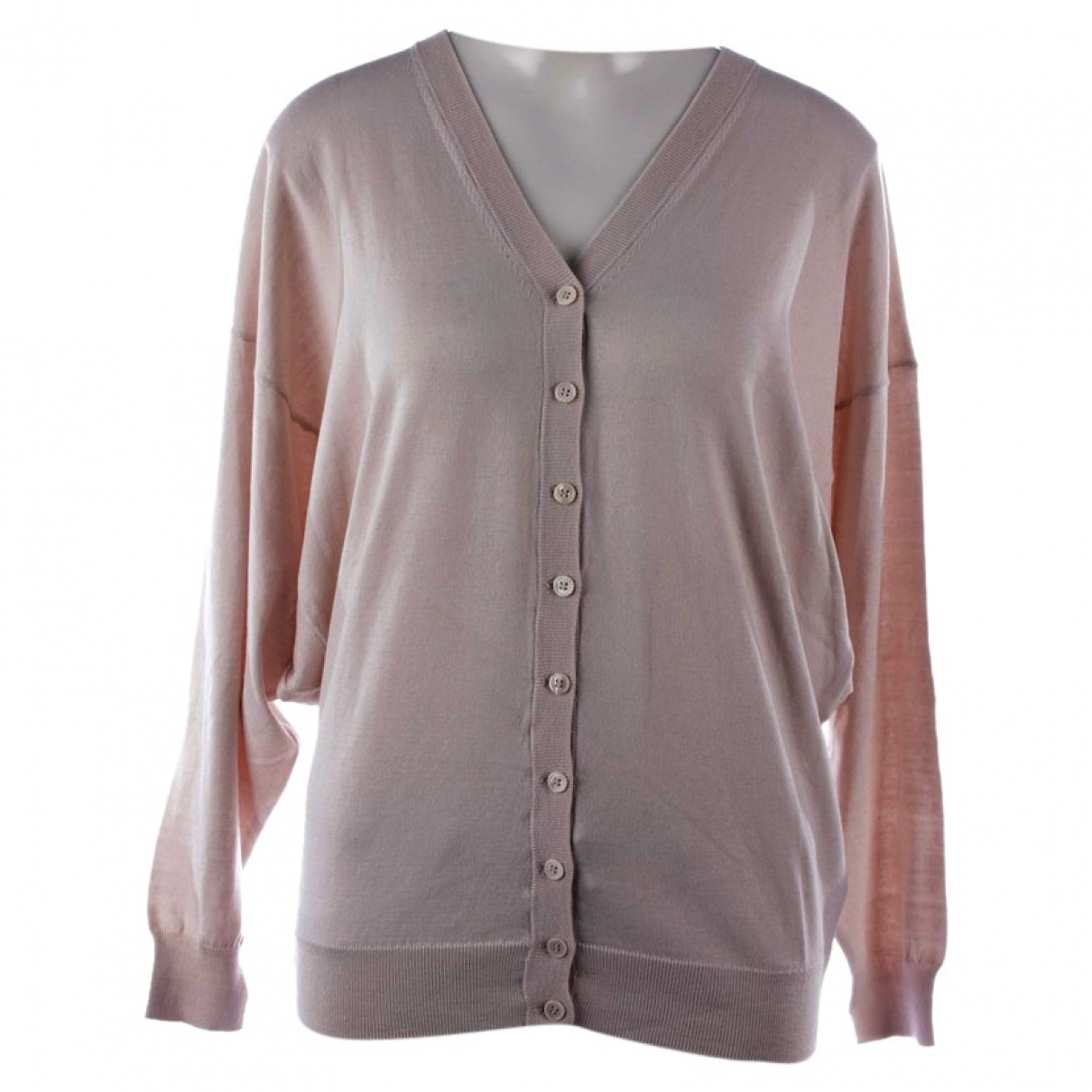 Iro - Pull   pour femme en coton - beige