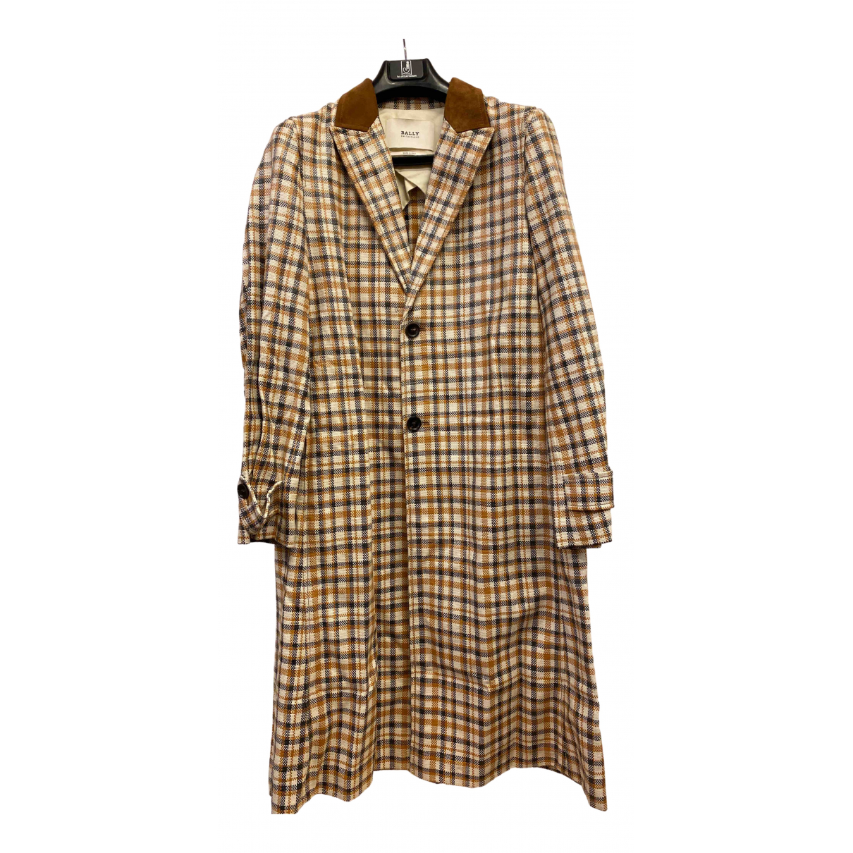 Bally - Manteau   pour homme - marron