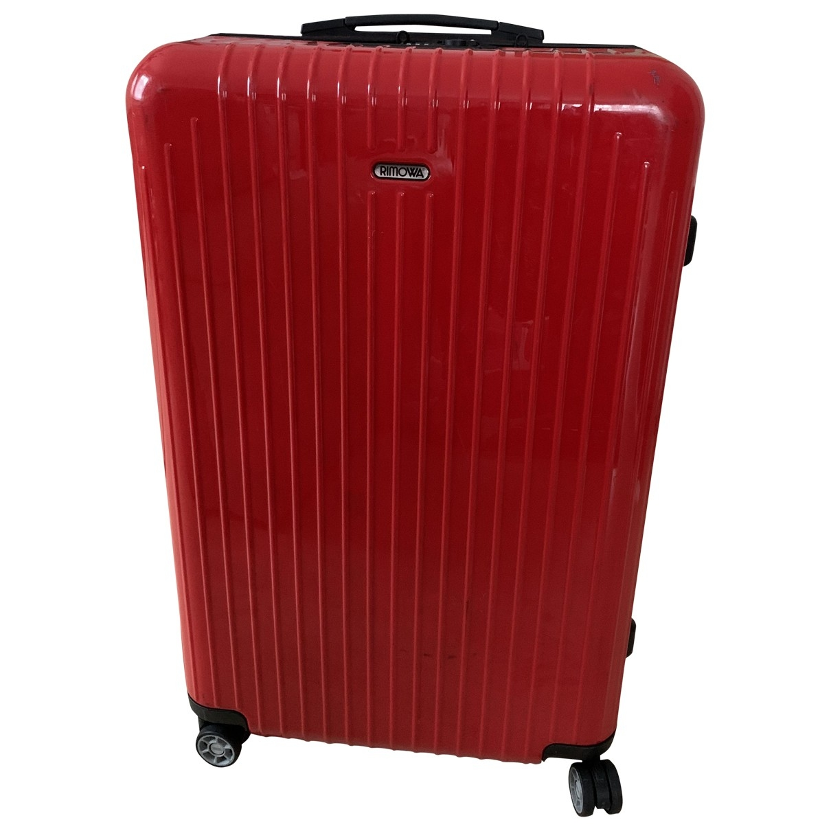 Rimowa - Voyages Check-in size pour lifestyle - rouge