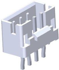 TE Connectivity , HPI, 8 Way, 1 Row, Straight PCB Header (5)