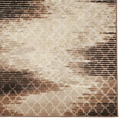 RUGEV1381 8 x 10 Rectangle Area Rug in