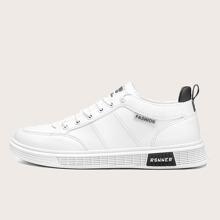 Zapatos deportivos para hombre Letras Lazada