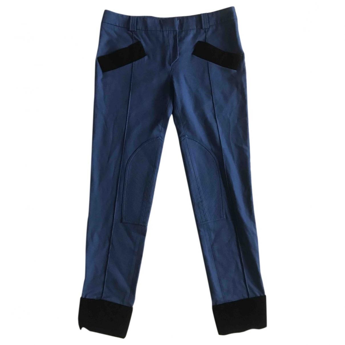 Pantalon pitillo de Lana Balenciaga