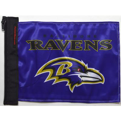 Forever Wave Flag - Baltimore Ravens - 5131