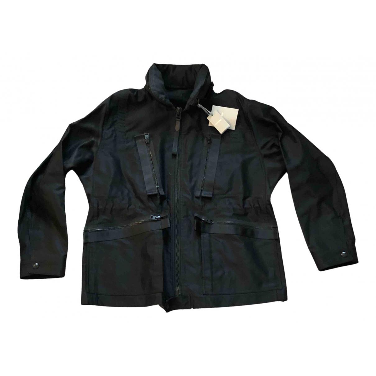 Tom Ford N Black Cloth coat  for Men 50 IT