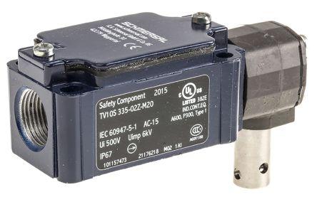 Schmersal TVS 335 Safety Hinge Switch, 2NC, M20 x 1.5