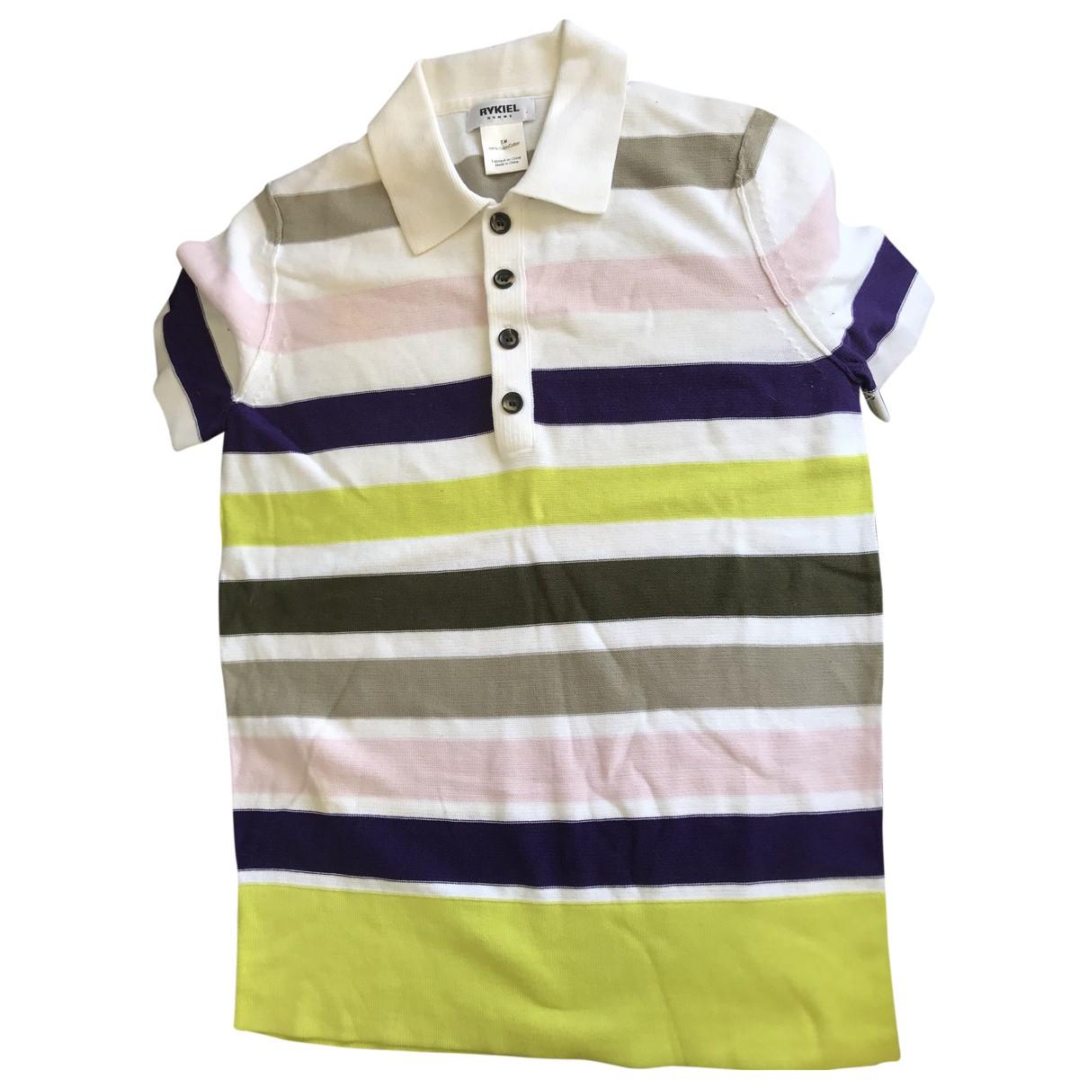 Rykiel Homme \N Poloshirts in Baumwolle