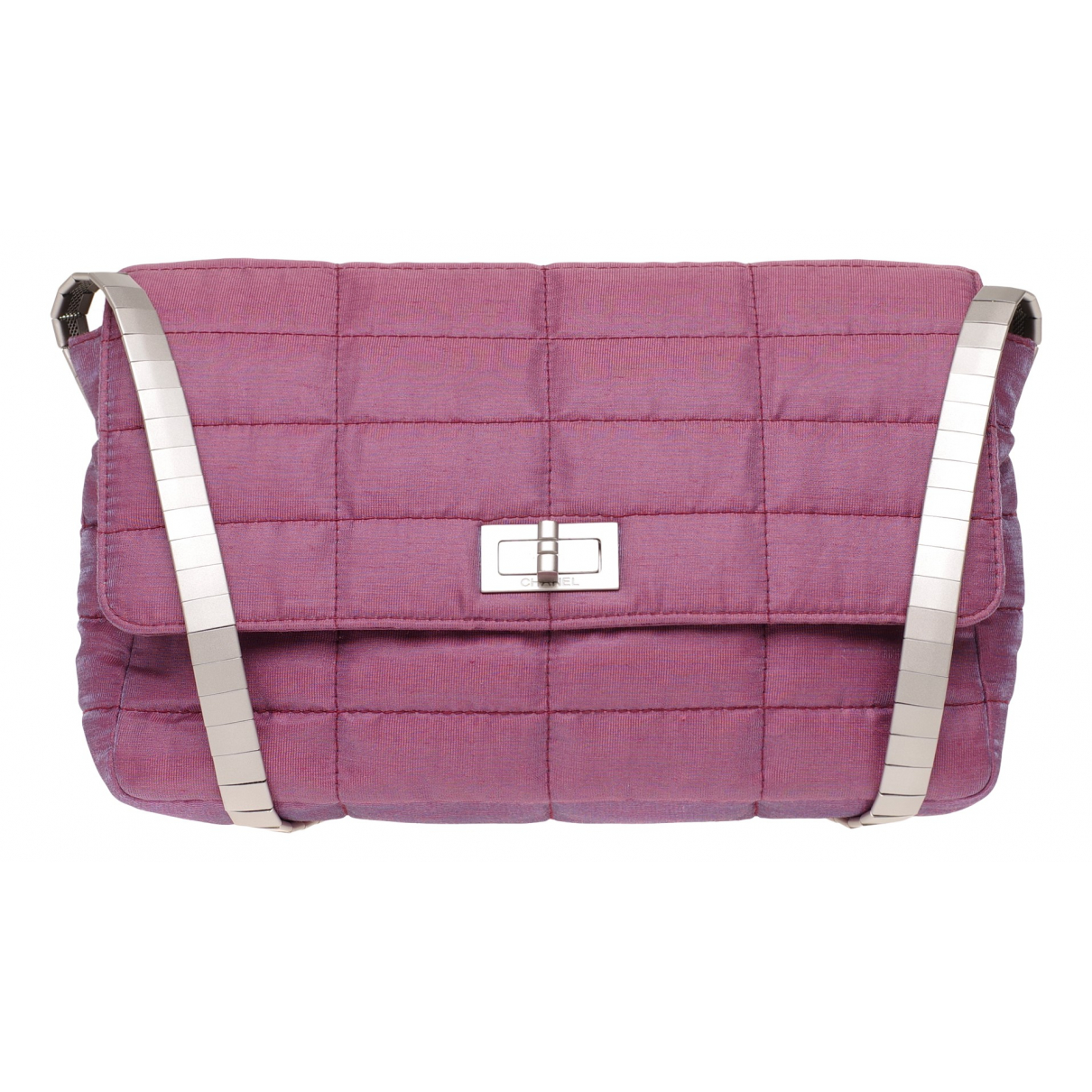 Chanel 2.55 Purple handbag for Women \N