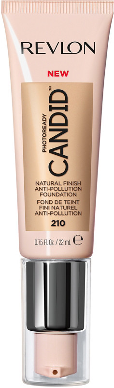 PhotoReady Candid Natural Finish Anti-Pollution Foundation - Natural Ochre 210