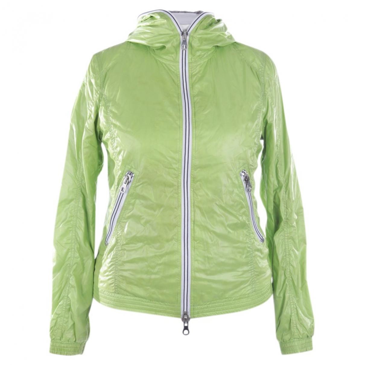 Duvetica \N Green jacket for Women 40 FR