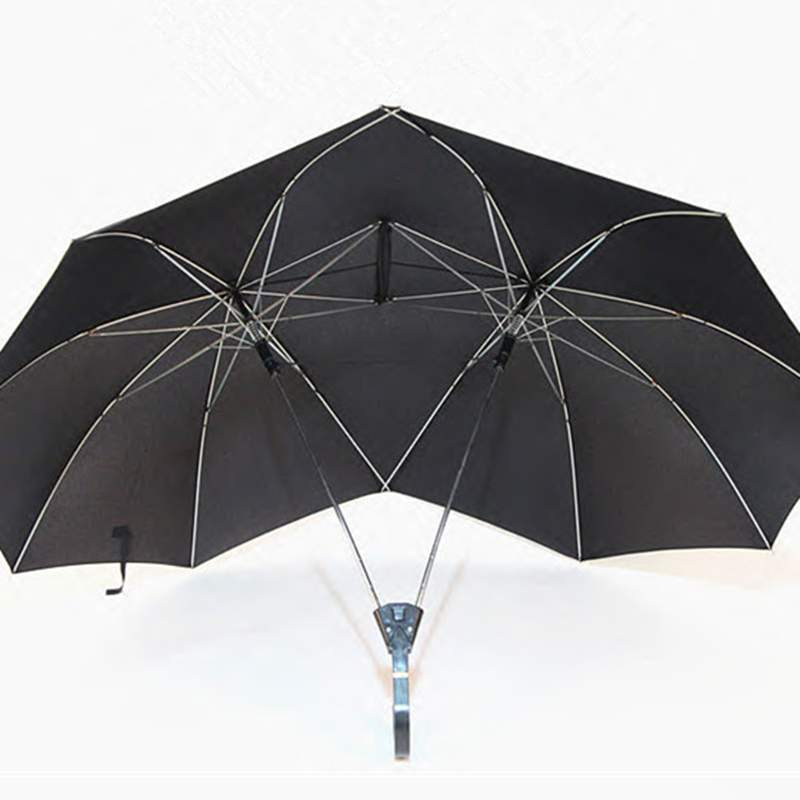 Creative Siamesed Design Out Door Family or Couple Umbrella