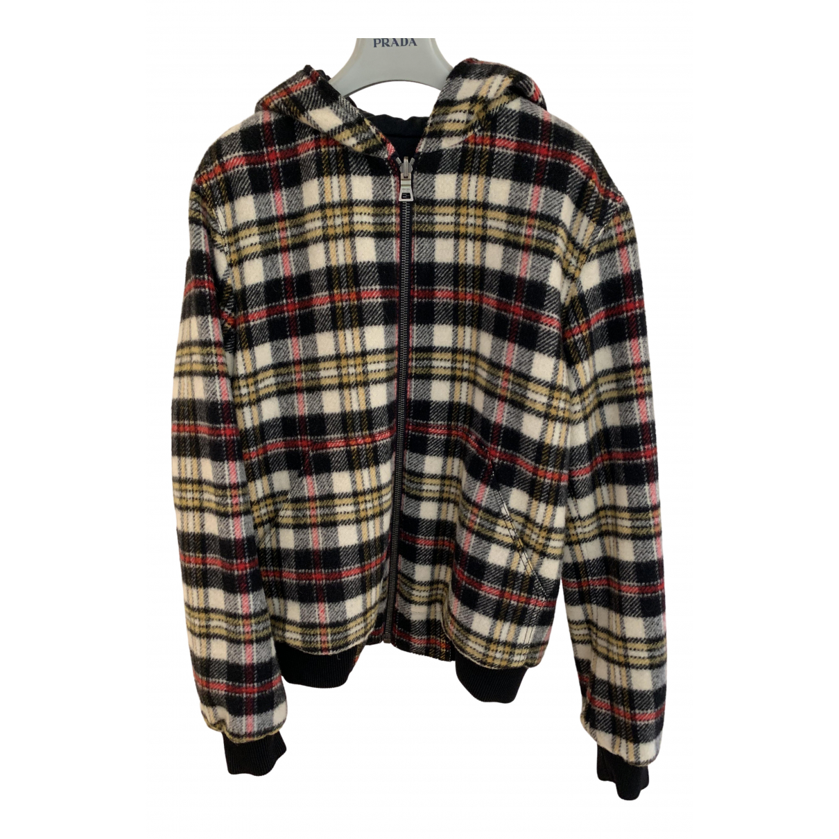 Prada \N Black Wool Knitwear & Sweatshirts for Men 52 IT