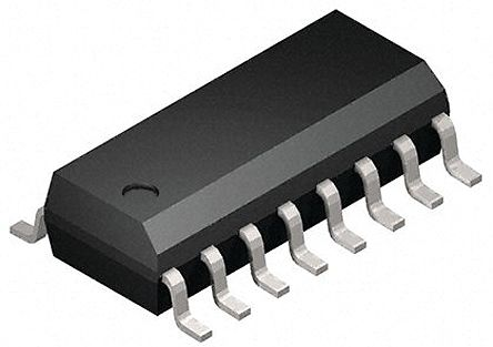 STMicroelectronics VNH7100BASTR Motor Driver IC 16-Pin, SOIC (2)