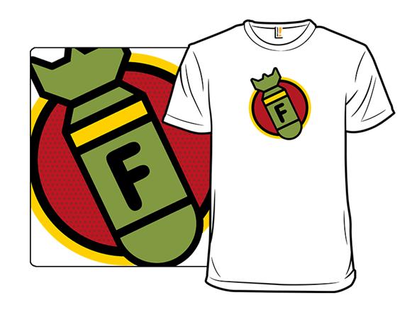 F Bomb Remix T Shirt