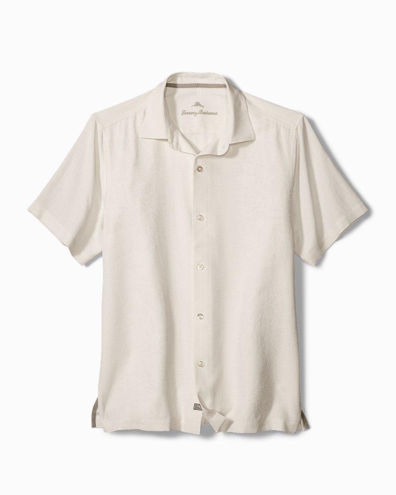 Big & Tall Hawaiian Wedding Shirt Camp Shirt