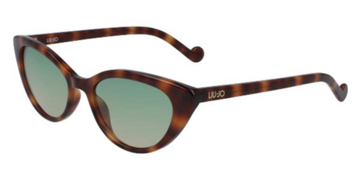 Liu Jo LJ712S 215 Women's Sunglasses Tortoise Size 53