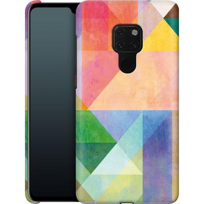 Huawei Mate 20 Smartphone Huelle - Color Blocking 1 von Mareike Bohmer