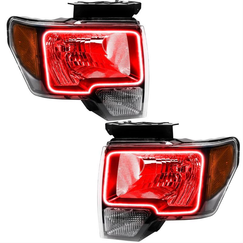 Oracle Lighting 7188-003 2009-2014 Ford F-150 LED HL - Black