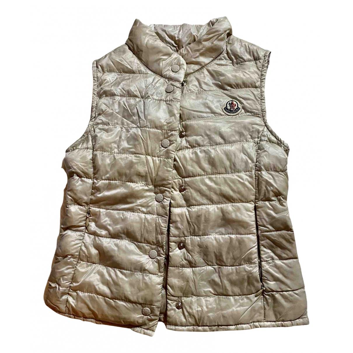 Moncler - Blousons.Manteaux Sleeveless pour enfant