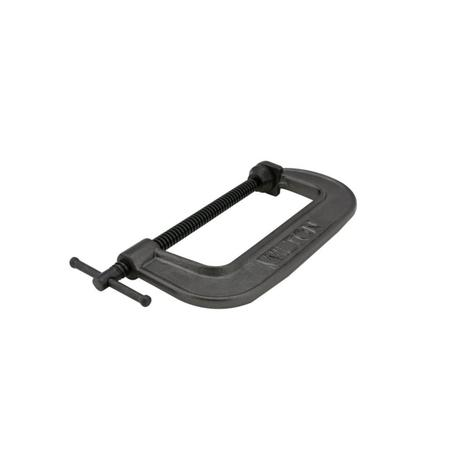 Wilton 540A-6, 540A Series C-Clamp, 0 In. to 6 In. Jaw Opening, 2-3/4 In. Throat Depth