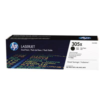 HP 305X CE410XD cartouche de toner originale noire