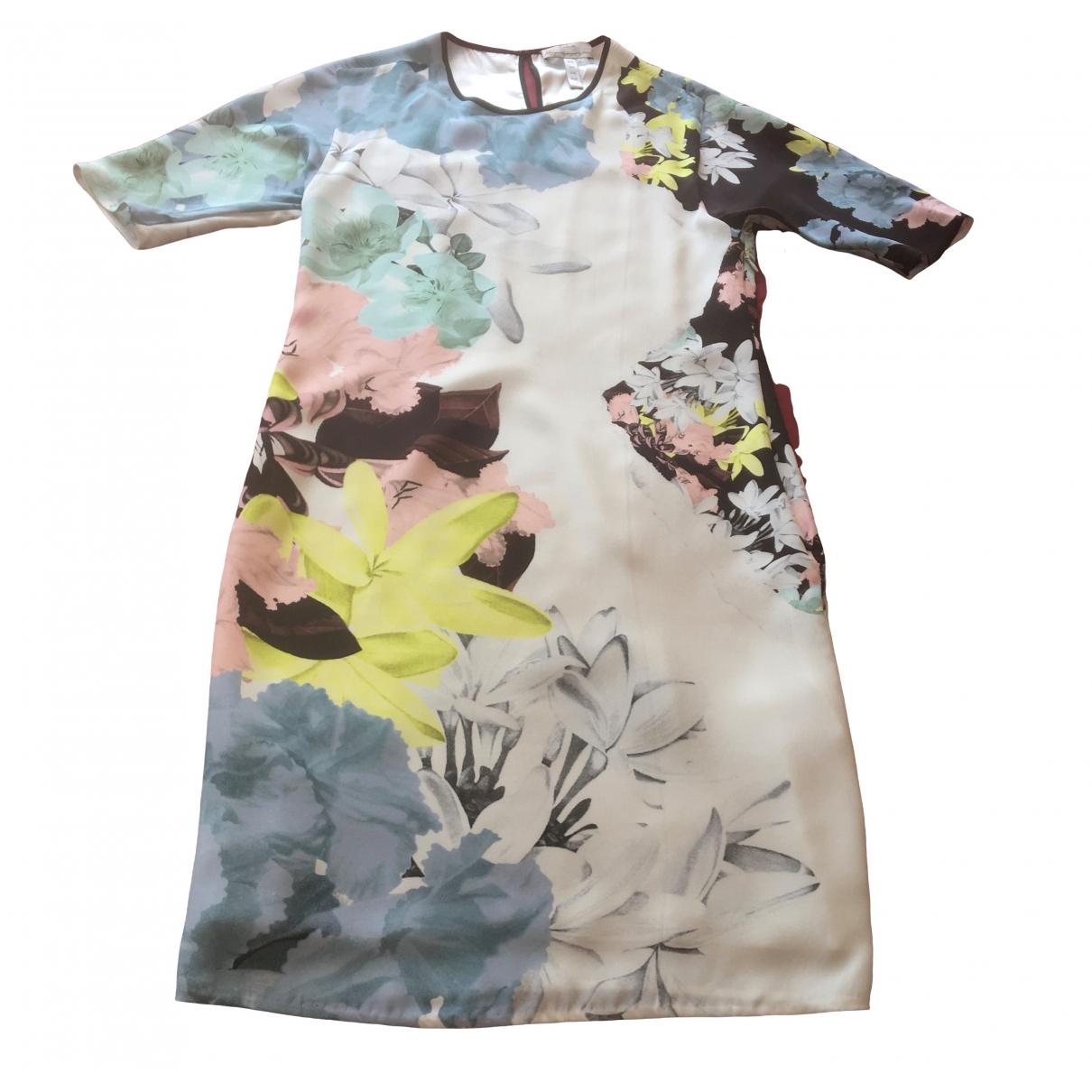 Erdem \N Multicolour Silk dress for Women 10 UK