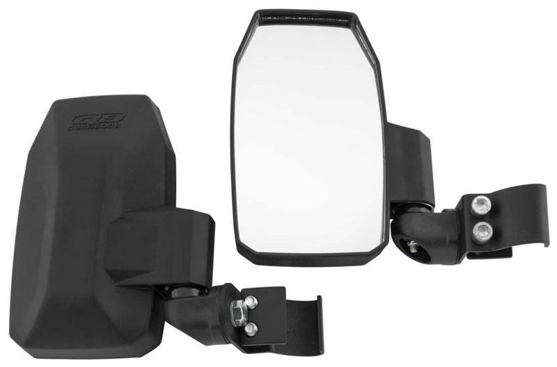 Quad Boss 18061T Side View Mirror Polaris Pro Fit