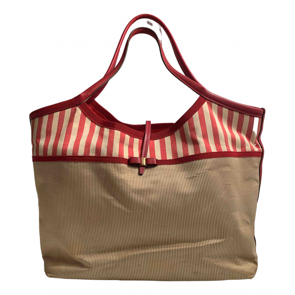 Salvatore Ferragamo N Multicolour Cloth handbag for Women N