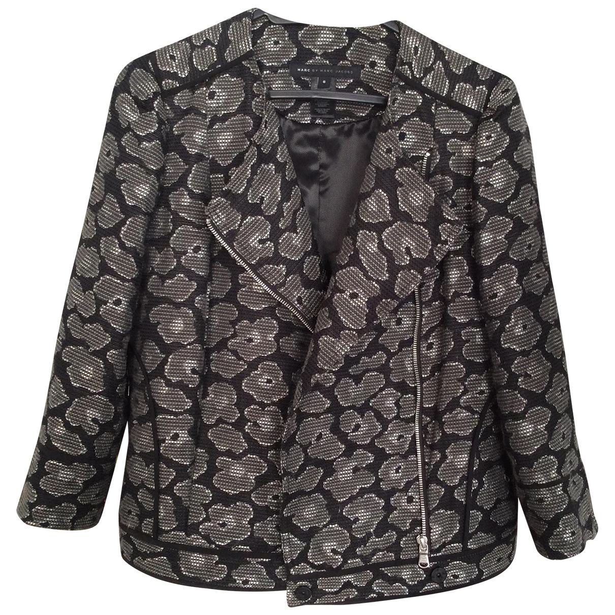 Marc By Marc Jacobs - Veste   pour femme en coton - gris