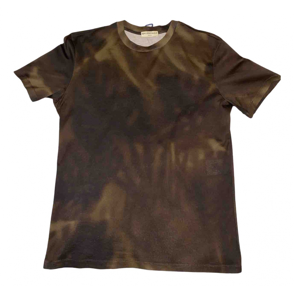 Balenciaga N Multicolour Cotton T-shirts for Men S International