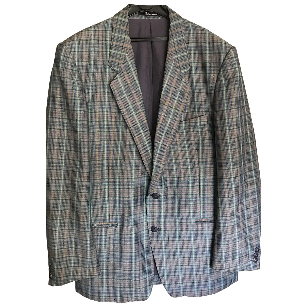 Yves Saint Laurent - Vestes.Blousons   pour homme en laine - multicolore