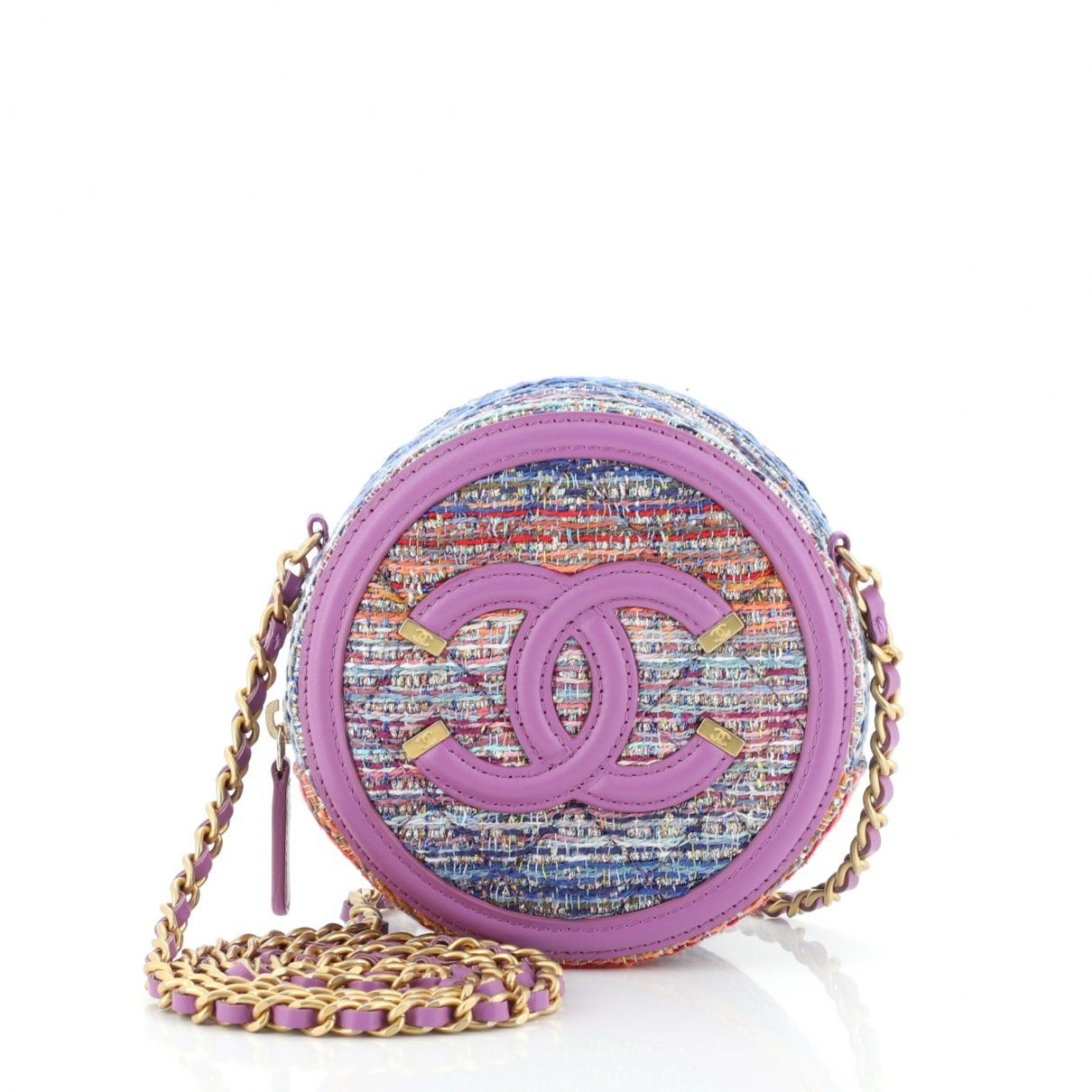 Chanel \N Multicolour Leather handbag for Women \N