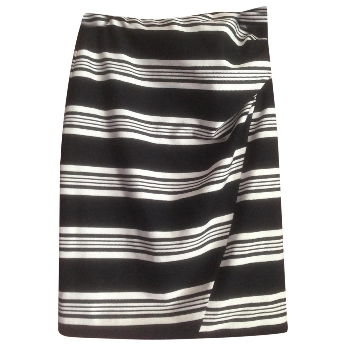 Max Mara \N Black Cotton skirt for Women S International