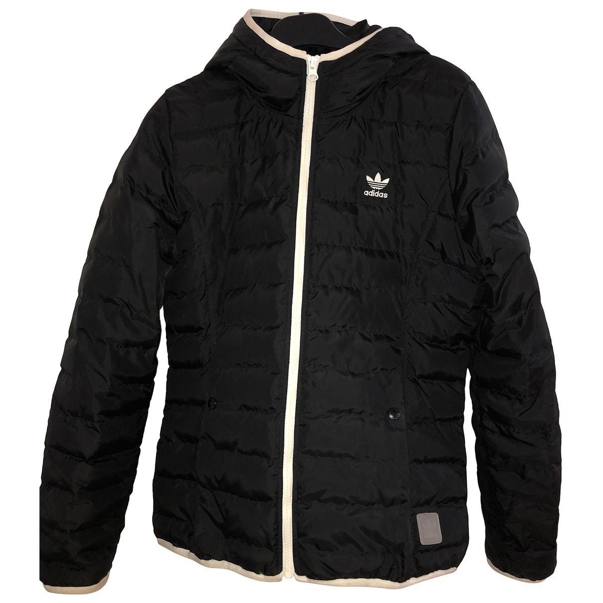 Adidas \N Black jacket for Women 42 FR