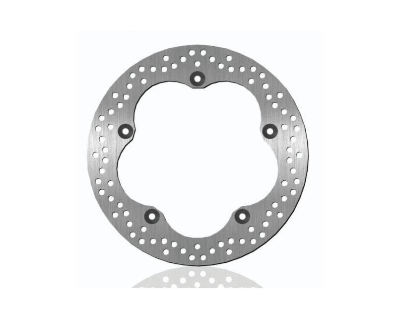 Bikemaster Motorcycle Brake Rotor Rear Honda