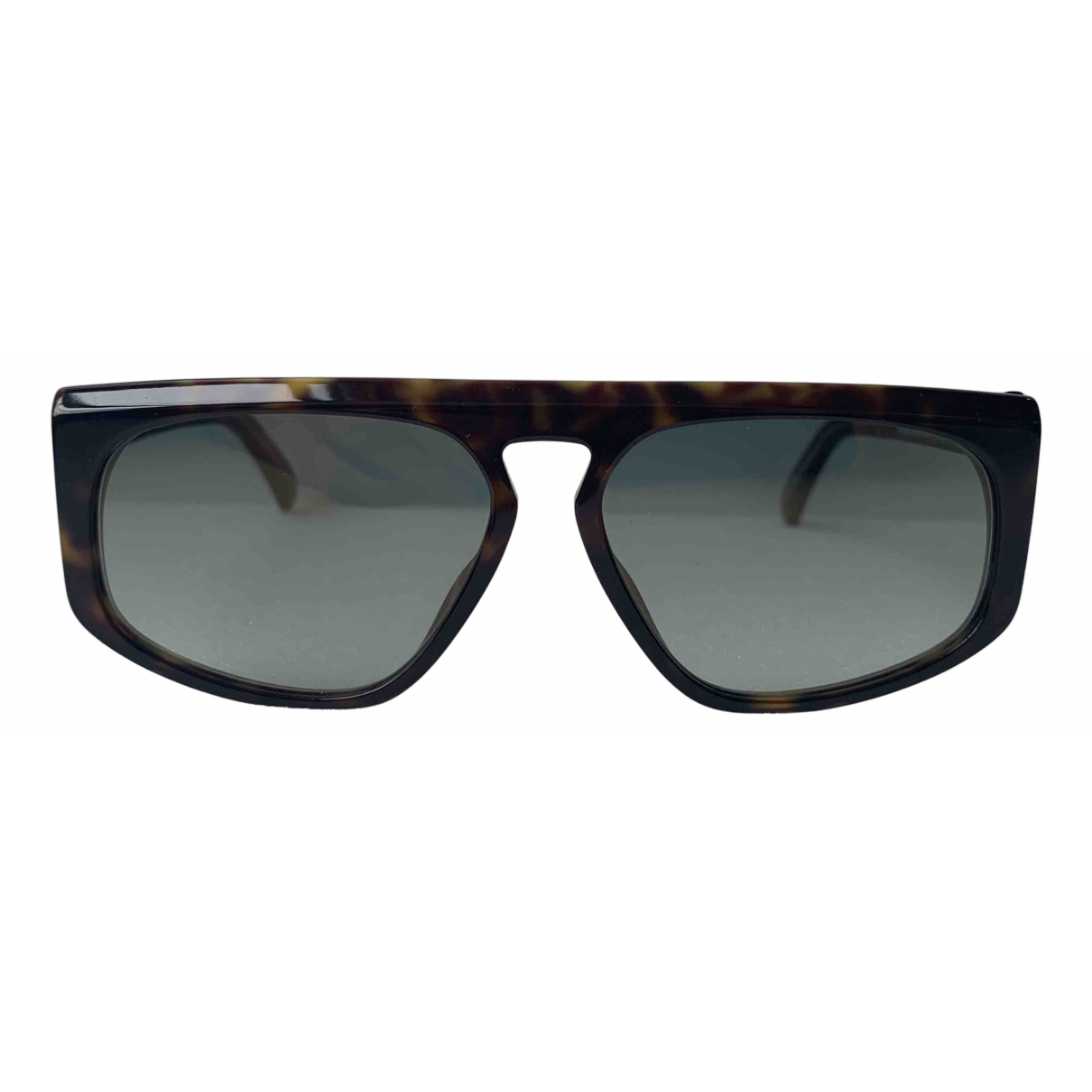 Givenchy N Brown Sunglasses for Women N