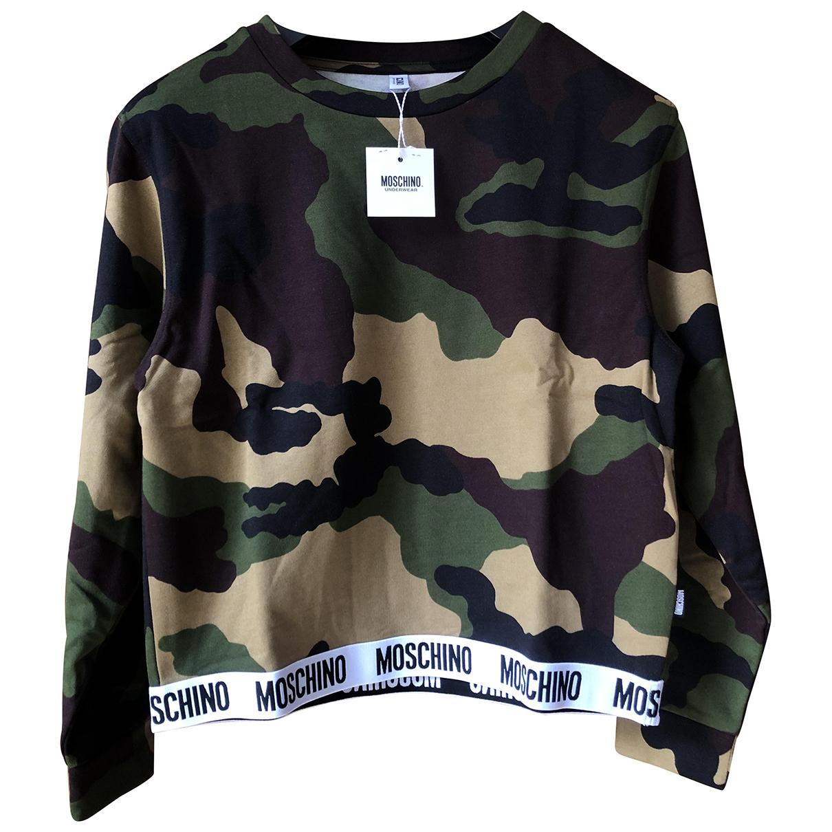 Moschino \N Cotton Knitwear for Women S International