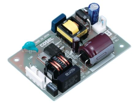 Cosel , 10W Switching Power Supply, 5V dc, Open Frame