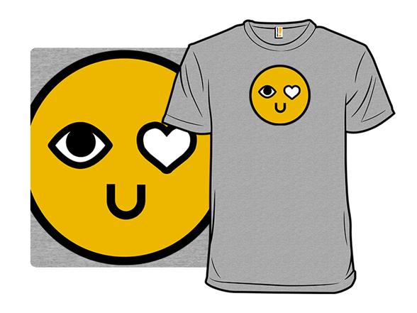 I Heart U T Shirt