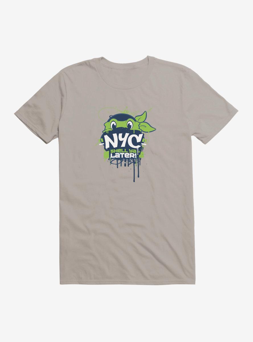 Teenage Mutant Ninja Turtles NYC T-Shirt