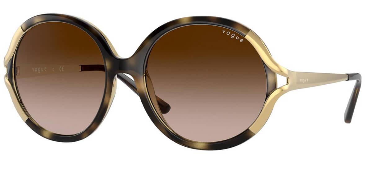 Vogue Eyewear VO5354S W65613 Women's Sunglasses Tortoise Size 56
