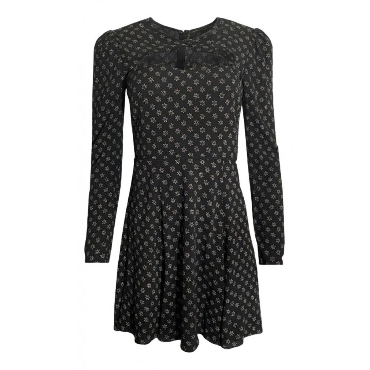 Reformation \N Black dress for Women 6 US